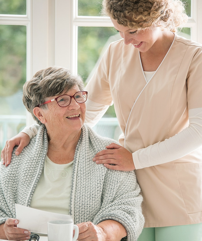 daily activity assistance for seniors
