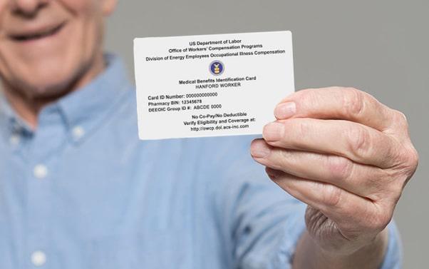 EEOICPA white card